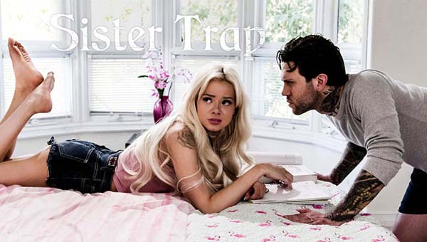 [PureTaboo] Elsa Jean – Sister Trap [1080p] (Incest Roleplay)