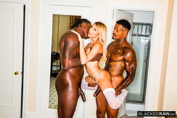 [BlackedRaw] Hime Marie – Next Level Open Relationship [720p]