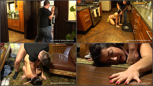 [Psycho-Thrillers] Lily Adams – The Home Check [480p] (Rape Roleplay)