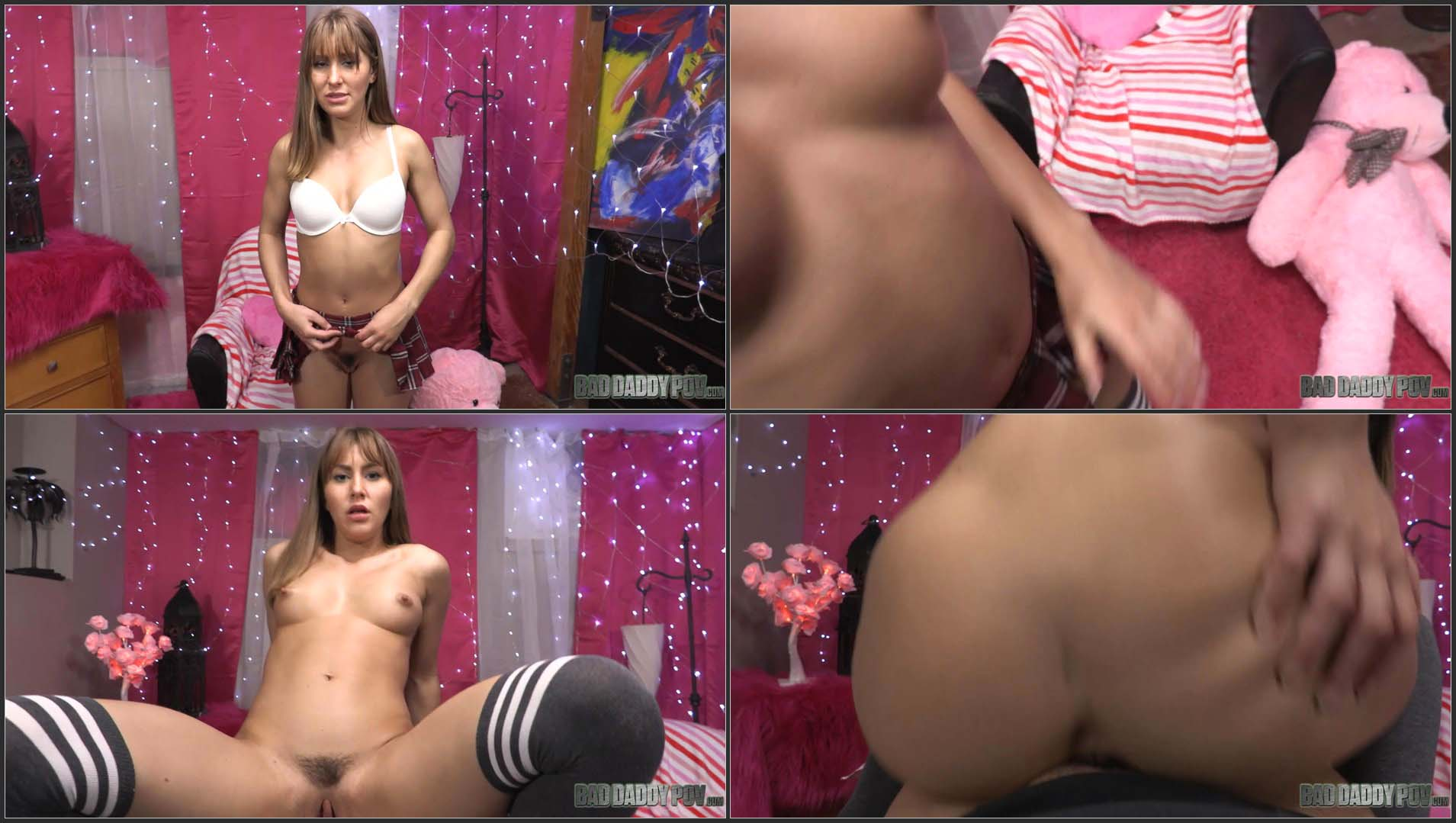 Amateur Teen Knows Howto Ride
